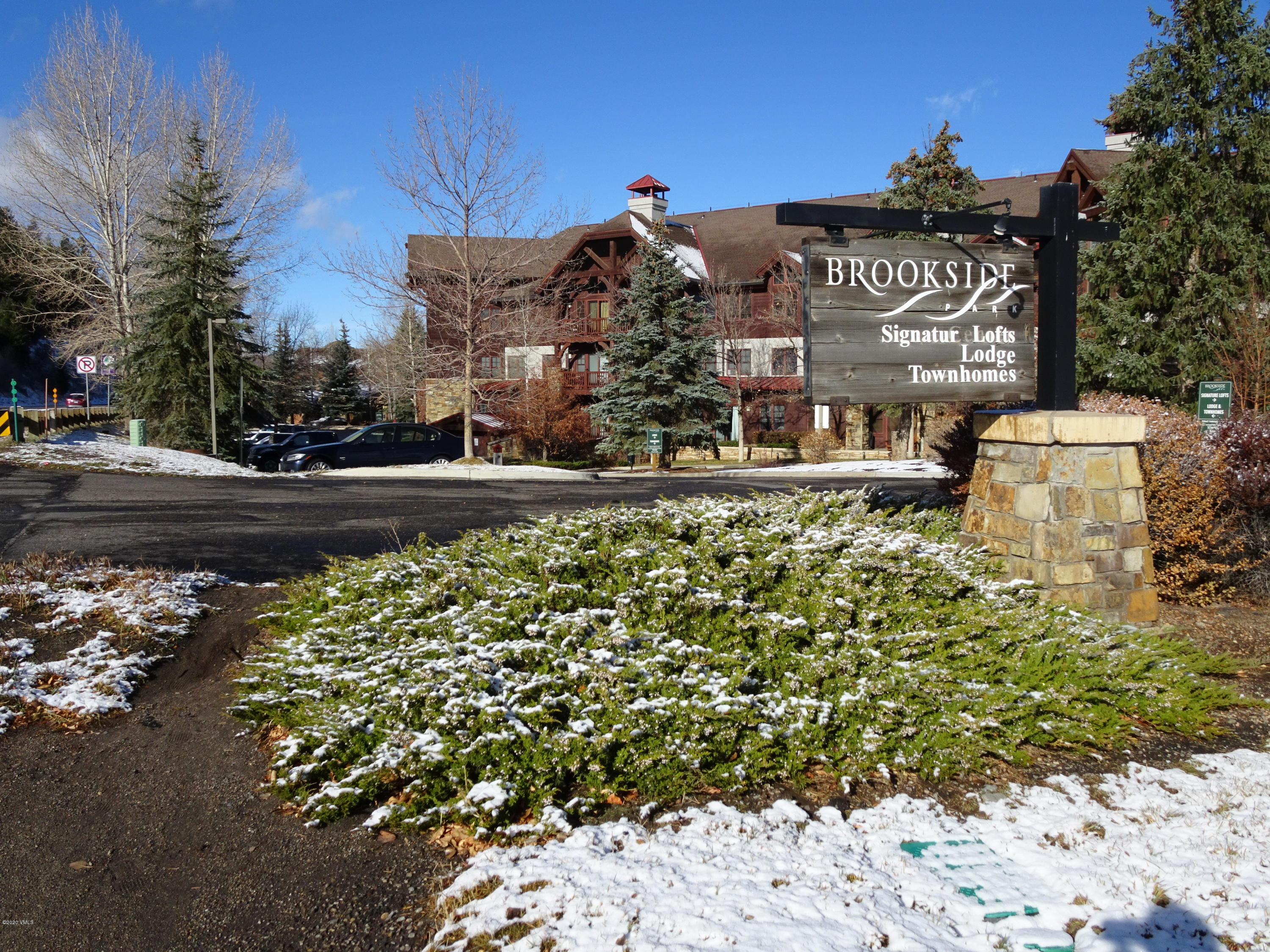 Located just across the street from the Bear Lot and the skier shuttle stop at the base of Beaver Creek Mountain, this 2 bedroom 3 bath Lodge At Brookside condo is ideal for those looking for the flexibility of having not only a permanent residence, but also an investment property that allows for short term and long term rentals. Enjoy the convenience of having a recently remodeled condo that's just a short walk to the Eagle River and the Eagle River trail system, and the many outdoors activities associated with living in the heart of the Vail Valley. With its scenic location alongside the Eagle River, it offers easy access to skiing, golf, shopping, dining and Nottingham Park. Recent upgrades to this second floor condo include wood floors and trim, new kitchen appliances, washer and dryer, window shades and a fresh coat of paint. After a day on the slopes, stow your gear in your private ski locker or in your private owner storage space and relax in the on site heated swimming pool and hot tub. A heated underground parking and work out facility round-off the wonderful amenities. Call today and schedule your private showing!