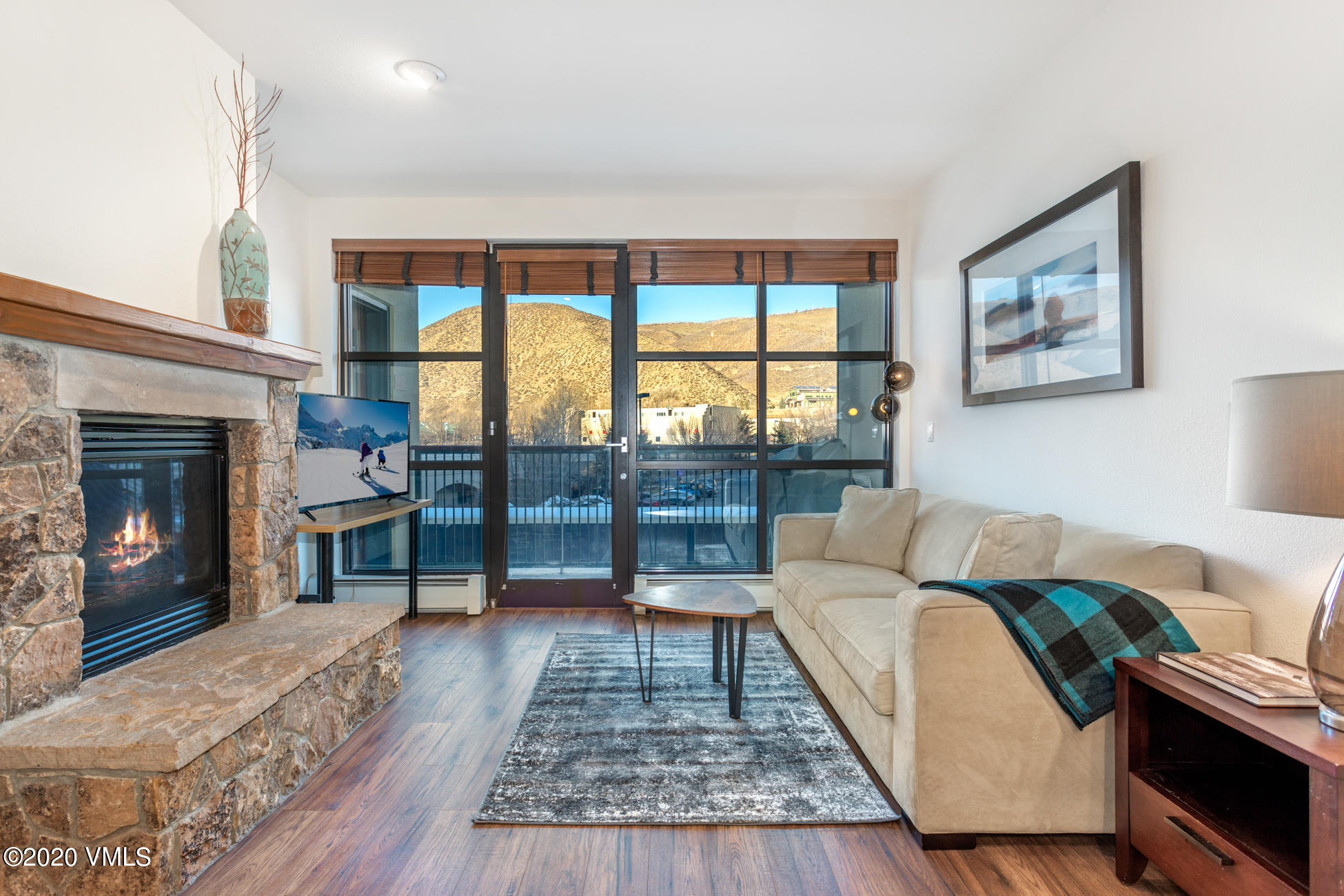 Live in the heart of the Vail Valley. This 1-bedroom residence is centrally located within walking distance to shopping, restaurants, grocery store, bus route and nearby ski areas. Enjoy this recently updated and freshly painted home with newer floors, stainless appliances, stone gas fireplace, washer/dryer and outdoor deck with grill. Amenities in the building include a fitness area, steam room, assigned underground parking, ski locker and extra storage closet in the garage. Offered furnished, this residence is ready for you to enjoy the mountain lifestyle. Listing broker is also the Seller and is a licensed real estate broker in the state of Colorado.