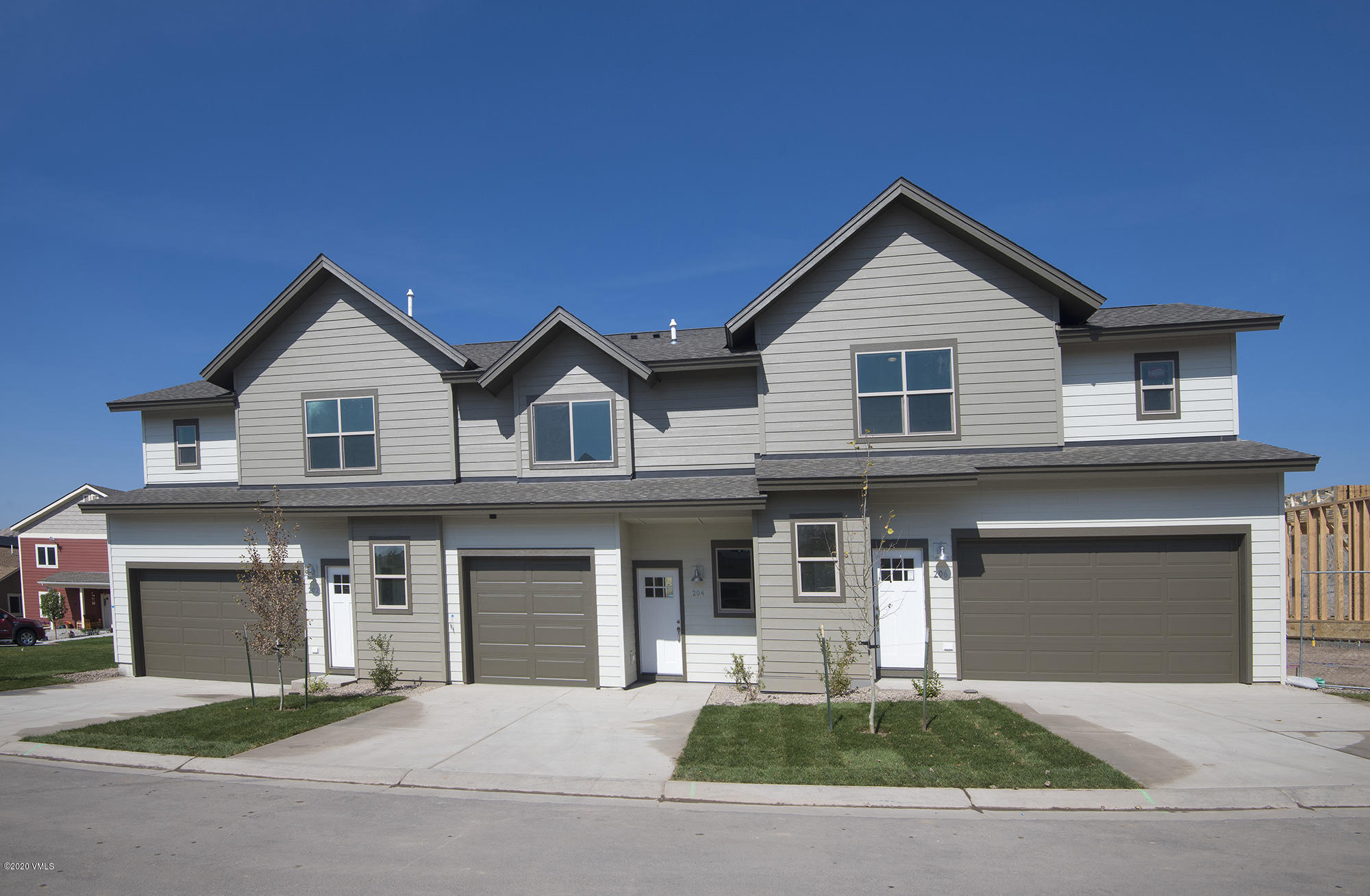 BRAND NEW TOWNHOME! Now Under Construction! Well-designed, site-built, 3 bedroom, 2.5 bath home with an attached 2-car garage. Incredibly convenient location close to Costco, Gypsum Rec Ctr, and Eagle County Airport. Only minutes to world-class recreation of all types. Standard finishes include vaulted ceilings, LVT flooring, quartz countertops, kitchen pantry, & stainless steel Whirlpool appliances. Laundry room conveniently located on the bedroom level. This is an end unit & offers plenty of light.