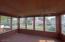 Enclosed 3-season porch