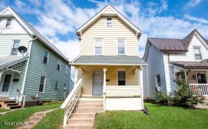 1544 SCOTT STREET, Williamsport, PA 17701