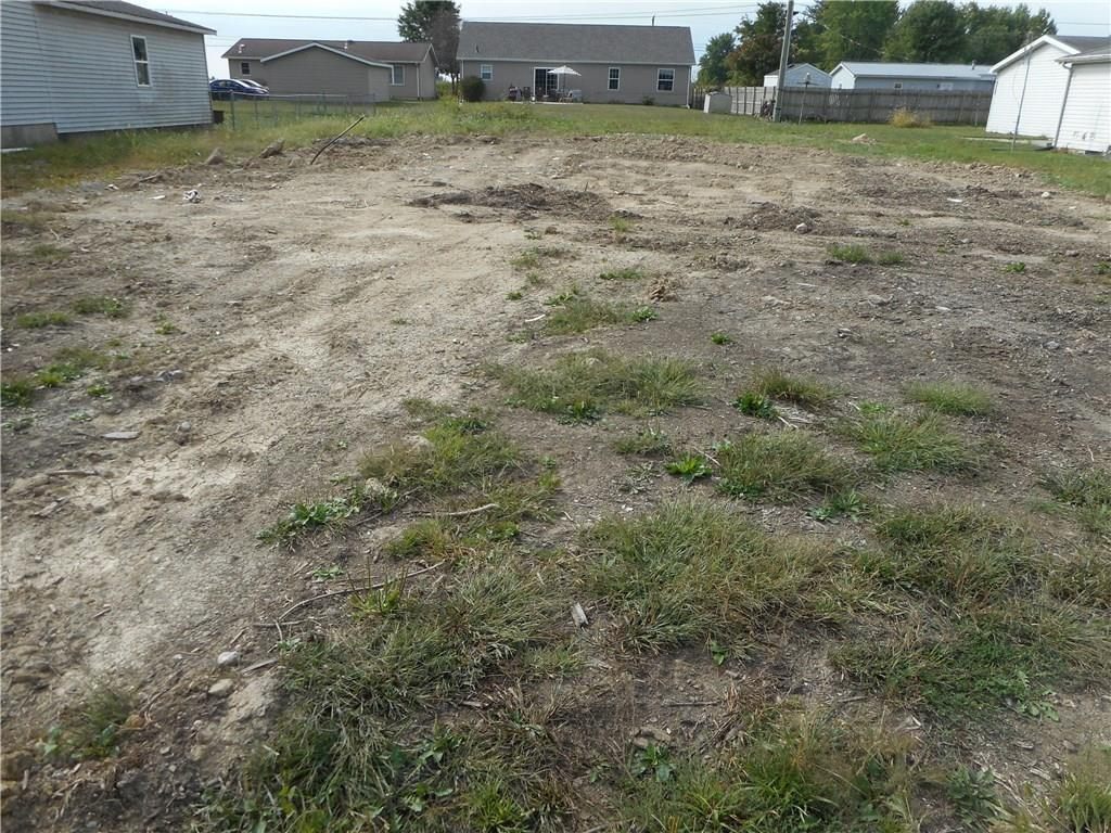 Home that sat on this lot was taken down. now just a Lot with Natural Gas, Shared Well and Sanitary Sewer still set up to tie into, with no tapping fees. Available dock rental space across the street.
