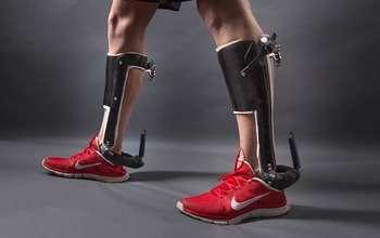 Researchers improve efficiency of human walking