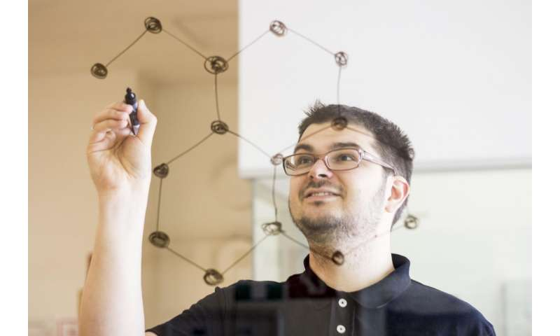 'Artificial atom' created in graphene