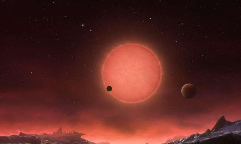 Three potentially habitable worlds found around nearby ultracool dwarf star