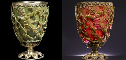 Goblet tricks suggests ancient Romans were first to use nanotechnology