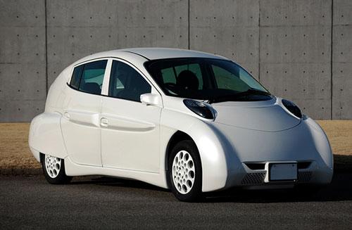 SIM-Drive Corp announces new 'in-wheel' electric car