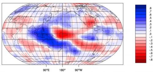 ENASA satellite finds Earth's clouds are getting lower