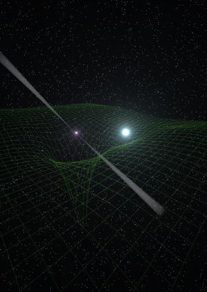 Teoria della gravità di Einstein passa ancora più dura prova