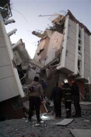Chile  quake similar to 2004 Indian Ocean temblor (AP)