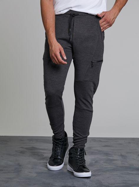 Panta-Fitness con zip