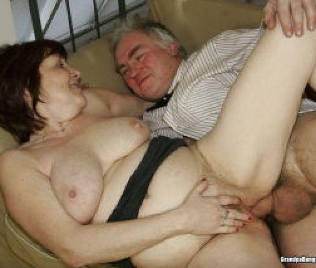 Grandpa Bangs Grandma Porn