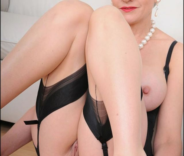 High End Classy And Glamorous Lingerie And Nylons