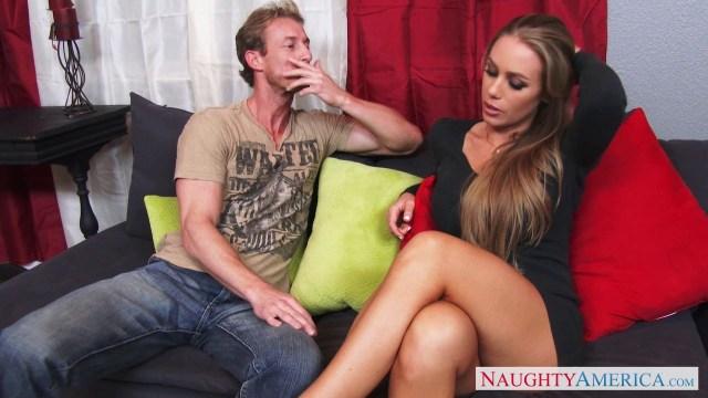 Porn Nicole Aniston Nice Ass Big Tits