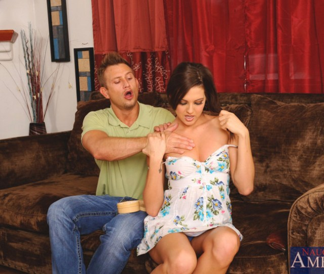 Sadie Holmes Has Hot Sex With Her Friends Husband And His Big Cock