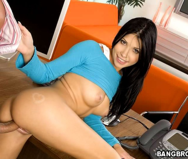 Spanish Rebeca Linares A Hot Spanish That Has This Cock Attitude That Makes