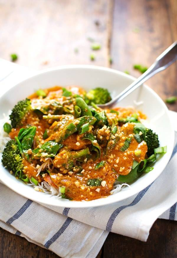 Red Thai Curry Sauce Recipe  Pinch of Yum