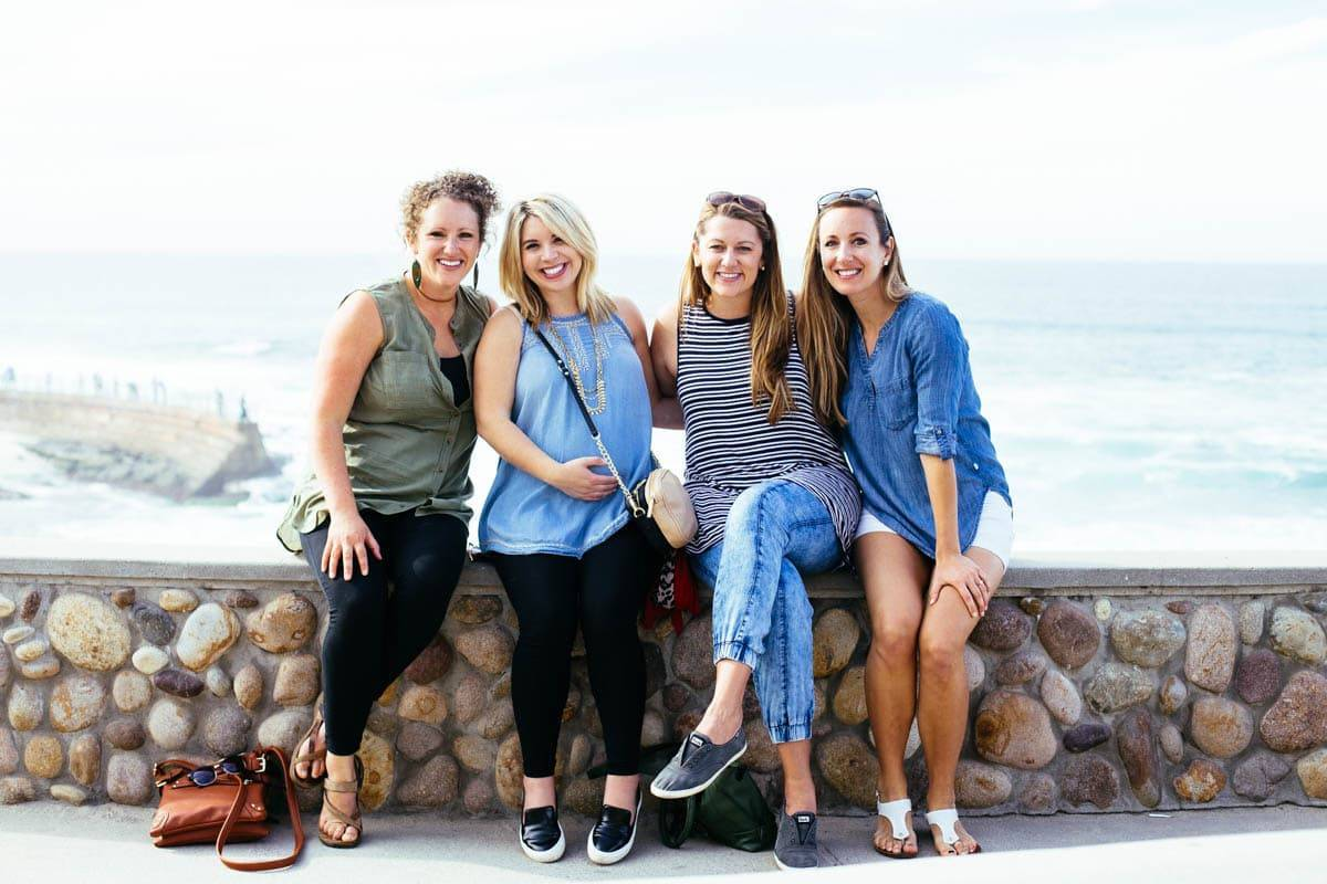 A Girls' Trip to La Jolla   pinchofyum.com