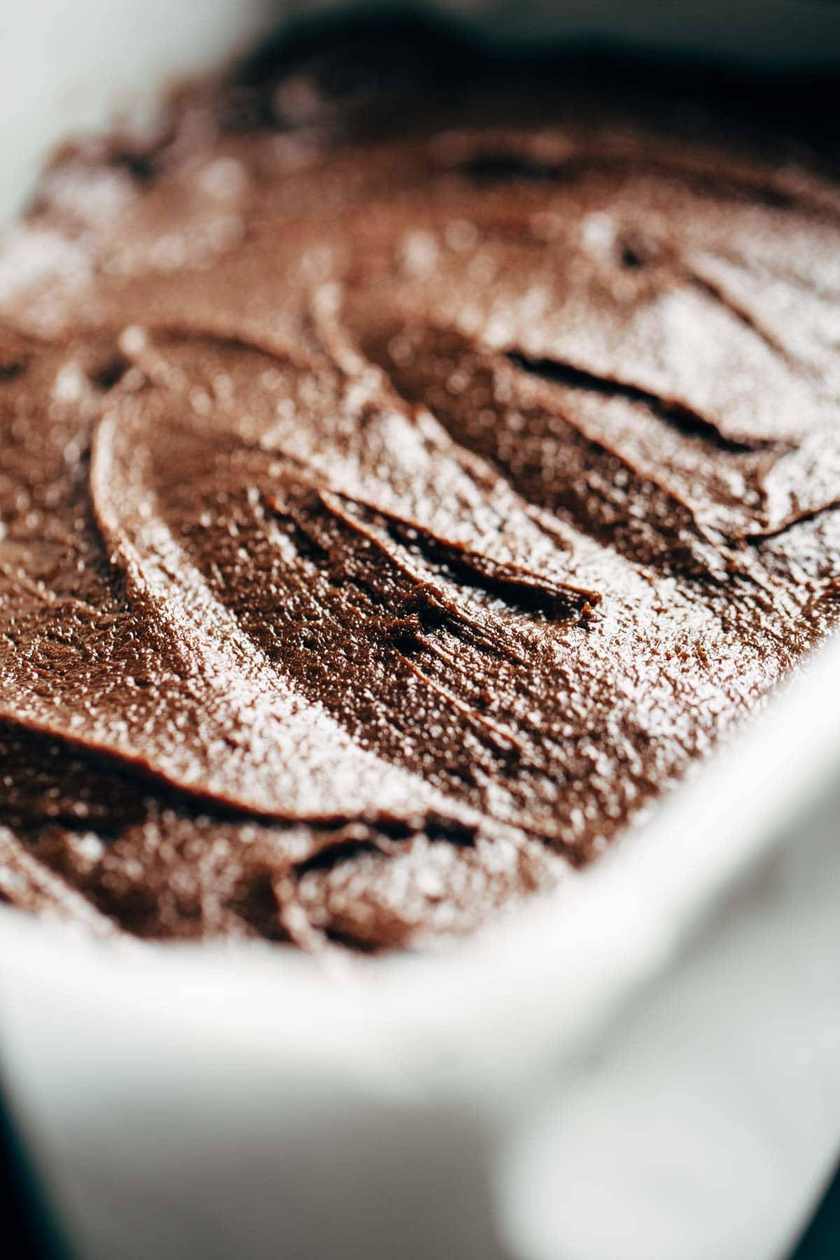 6 Ingredient Espresso Brownies | pinchofyum.com