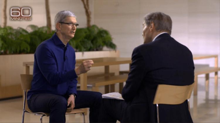 6,關於蘋果是不是會造汽車,庫克並沒有正面回答,他只是說蘋果的保密工作做的比美國中央情報局(CIA)還要好。除了為自己的產品保密,蘋果堅持加密自己的資料,並且不留後面,庫克認為人們應該同時有隱私並且感到安全。