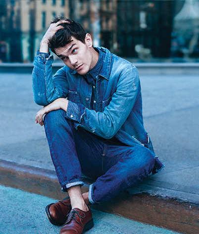Levis, jeans, vaquero, denim, tienda, retail, valladolid, apertura
