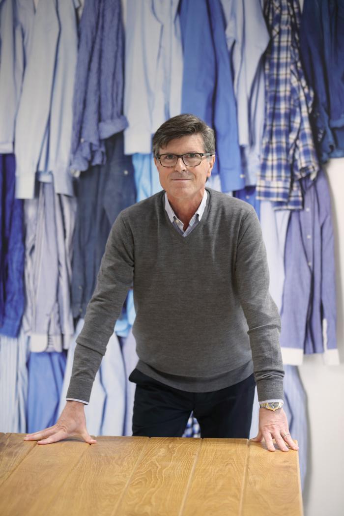 Juan Pares, Textil Santanderina, Premios Nacionales de la Moda, entrevista presidente textil santanerina, entrevista, textil de cabecera, grupo textil español, premio nacional de la moda
