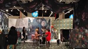 Mimaki, Epson, Kornit, HP, Estampación digital textil, Digital Printing European Conference, Heimtextil,