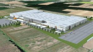 Zalando, Vailog, Nogarole Rocca, Verona, centro de distribución, área logística, logística,