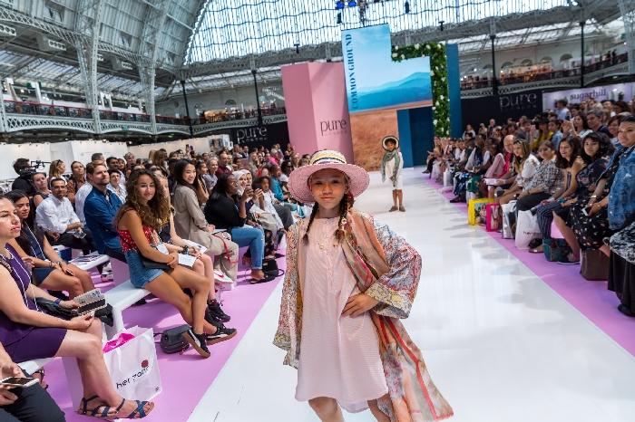 Pure London, Bubble London, moda infantil, salones de moda, ITE Group