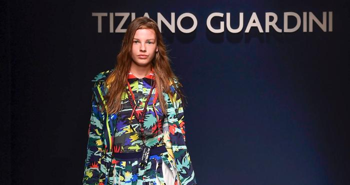 ecodiseñador , moda ecológica, Milano Fashion Week, MFW, Tiziano Guardini, Semana de la Moda de Milán, hilado bio-based EVO by Fulgar, Fulgar,