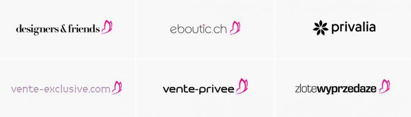 Zlotewyprzedaze,  Eboutic, Designer & Friends, Vente-exclusive , Veepee , Vente-Privee, Privalia ,