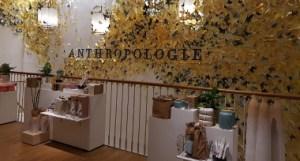Anthropologie, retailer estadounidense, paseo de gracia, Peter Rius, Urban Outfitters,