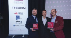 Trison, Digital Signage Awards, cartelería digital