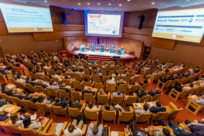 Asociación de Empresas Industriales Internacionalizadas, Empresa 2030. Nuevos escenarios de competitividad, Foro Amec, Amec,