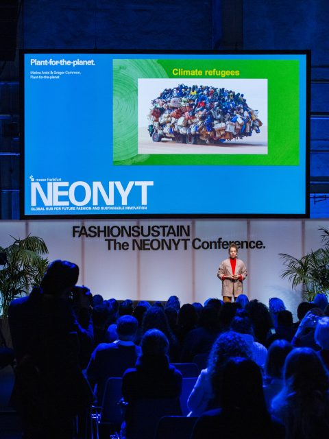 Fashionsustain. Frankfurt Fashion Week, FFW