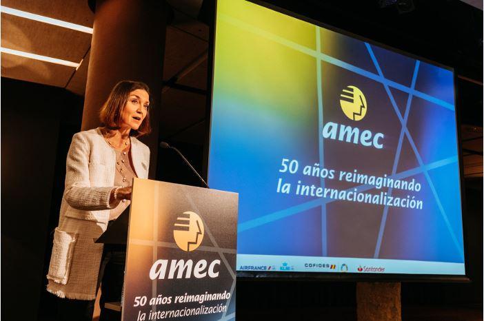 Base Exportadora, Amec, economía española, internacionalización de la economía española, Índice de Solidez de la Internacionalización,