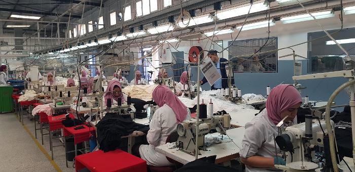Nearshoring, Fast Fashion, producción textil Marrakech, Maroc in Mode , Maroc Sourcing,