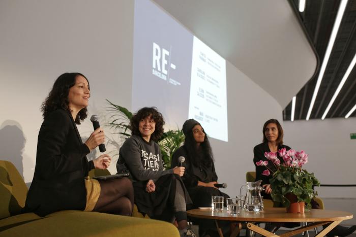 TecnoCampus, Reimagine Textile, RE-BARCELONA, Sustainable Fashion Global Event