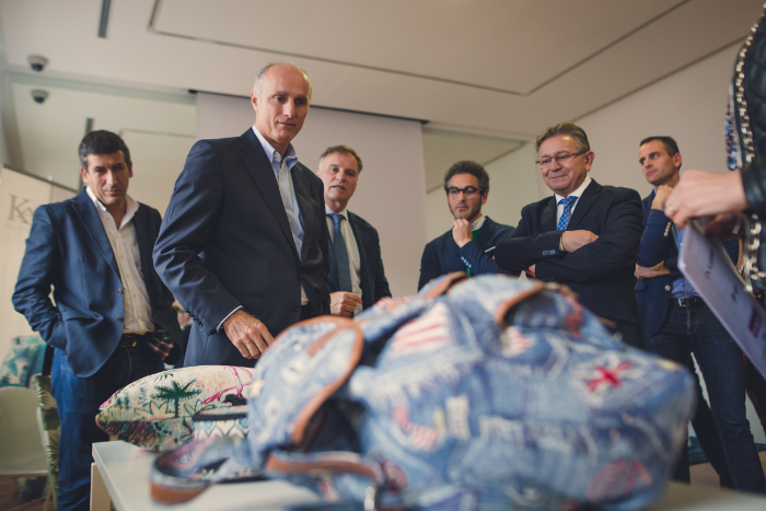 IVAM Alcoi, AITEX UPV, ATEVAL , ACETEX,I Encuentro para la dinamización del sector textil, sector textil,