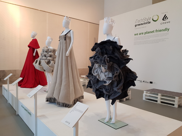 Fashion for Good, reciclaje textil. Green Circle