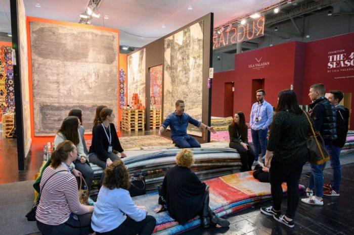 Domotex, Deutsche Messe, salones de recubrimientos de suelos y paredes