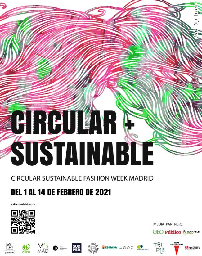 Circular Sustainable Fashion Week Madrid,