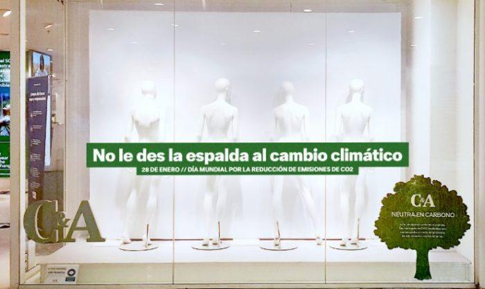 """cambio climático, """"No des la espalda al cambio climático"""""""