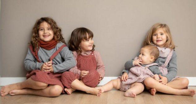 Chilicu, moda infantil, moda bebé, moda niño, slow fashion, tricot, prendas tricot, made in spain, moda infantil sostenible, moda sostenible,