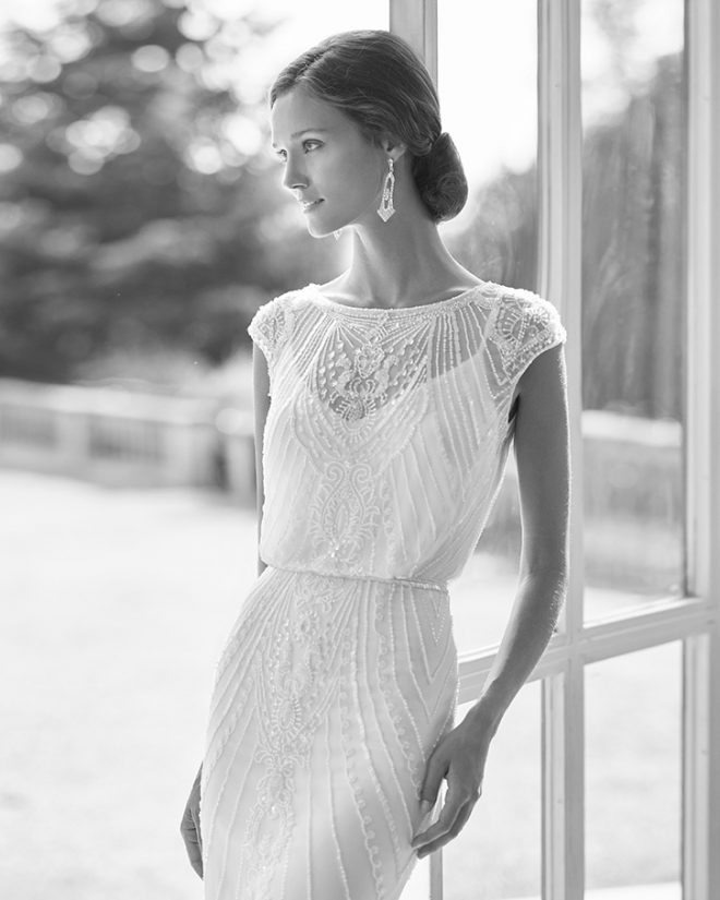 Gatsby, Rosa Clará, moda nupcial, Rosa Clará Gatsby