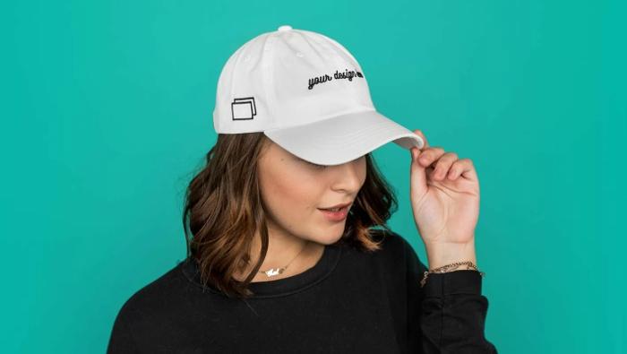 gorras personalizadas, personalizar gorras, gorra bordada, gorra estampada, estampación bajo demanda, Printful, Athleisure, gorra, gorras a medida, impresión bajo demanda, gorros personalizados, prendas personalizadas, artículos personalizados
