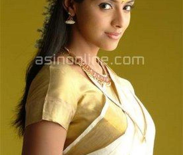 Asin Looks Typical South Indian Girl