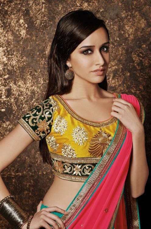 Shraddha Kapoor looks lovely in this bridal wear  PINKVILLA