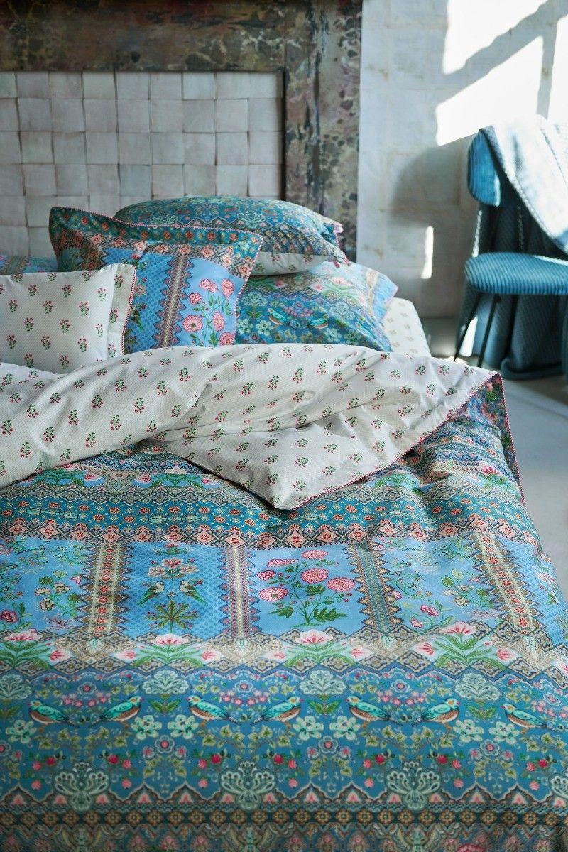 Dekbedovertrek Darjeeling Donkerblauw  Pip Studio the