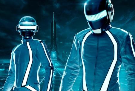 Daft Punk Join Phoenix at Madison Square Garden